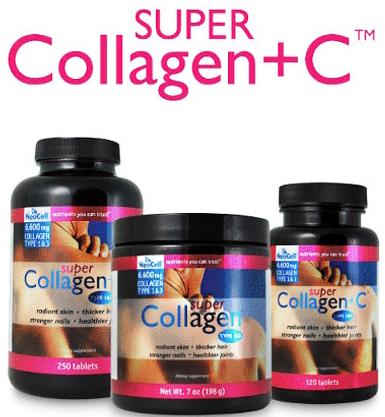 Viên Uống Collagen + C 6000mg