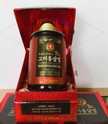 Cao Hồng Sâm cao cấp Bio Extract