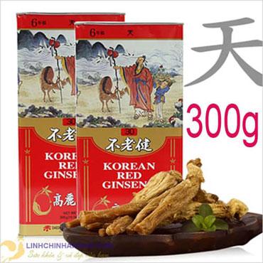 Hồng sâm Daedong 300g