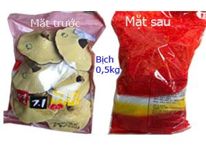 Nấm Linh Chi Hàn Quốc 0.5kg