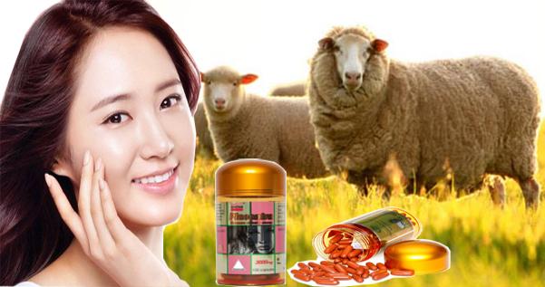 Tác dụng làm đẹp của nhau thai cừu