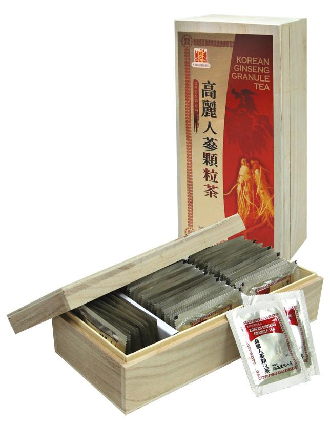 Trà Hồng Sâm - Korean Ginseng Tea 50 gói