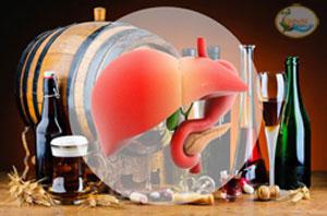 Bảo vệ gan trước tác hại của bia rượu