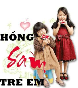 Có Nên Cho Trẻ Dùng Hồng Sâm