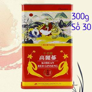 Hồng Sâm Daedong 300g Số 30