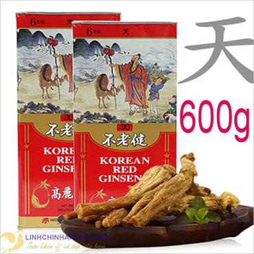 Hồng sâm Daedong 600g