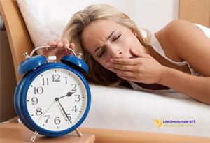 Ngủ đủ giấc giúp trái tim khỏe mạnh